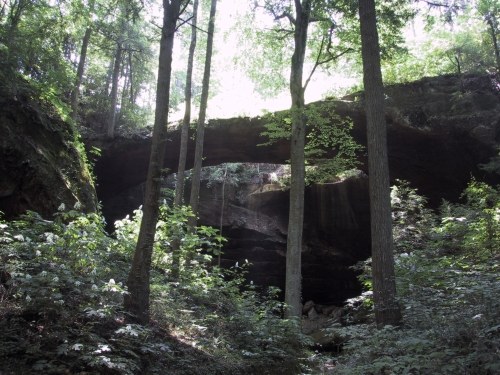 Natural Bridge, Alabama